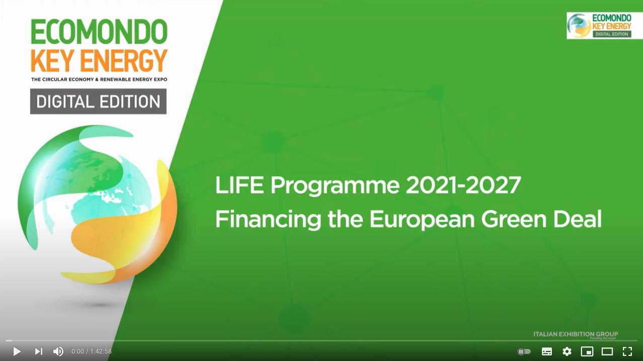 LIFE programme 2021 2027